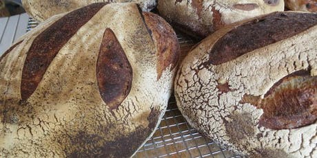 Brot Bakehouse Adventure: Intro to Sourdough Breads billets