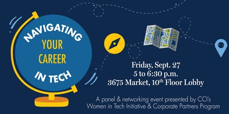 Navigating Your Career in Tech Panel & Networking Event tickets