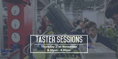 UTC Warrington - November Taster Sessions tickets