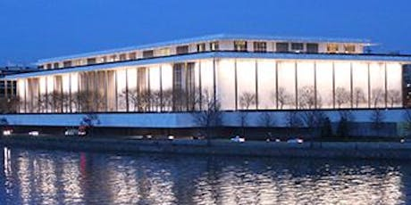 Concert with Small Group Tour Of The Kennedy Center and Reach tickets