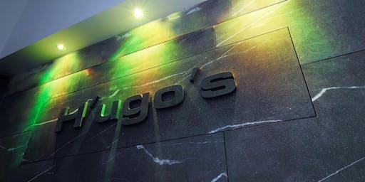 H'ugo's Bar – Licht in seiner organischen Form