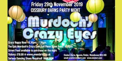 Cissbury Barns Party Night with Murdoch\