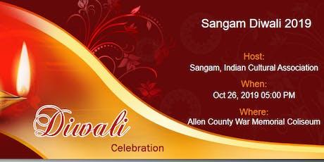 Sangam Diwali 2019 tickets
