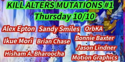 **** Alters Mutations #1