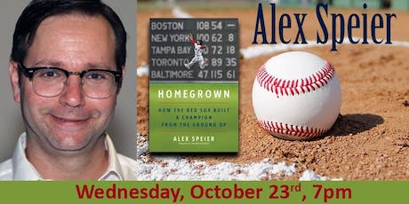 Alex Speier tickets