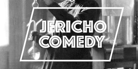 Jericho Comedy presents Women and Science tickets