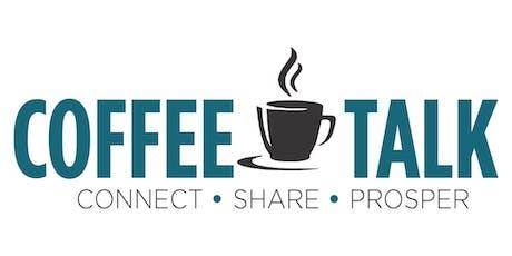 Coffee Talk Online - Connect, Share & Prosper tickets