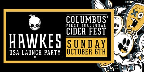 HAWKES USA Cider Launch tickets