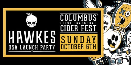 HAWKES USA Cider Launch