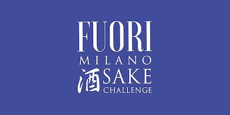 Fuori Milano Sake Challenge biglietti