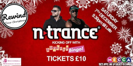 Bonkers Bingo Scarborough feat N-Trance tickets