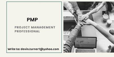 PMP Training in Elkhart, IN