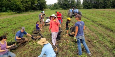 Crop Mob at the Intervale Community Farm tickets