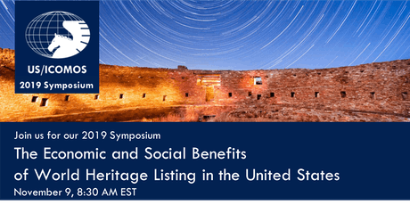 2019 Symposium: the Benefits of World Heritage Listing in the United States tickets