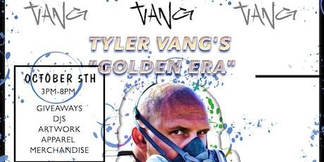 TYLER VANG's GOLDEN ERA F/W 19 ART EXHIBIT tickets