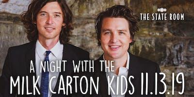 A Night with The Milk Carton Kids