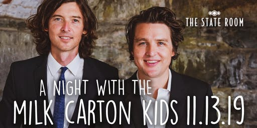 A Night with The Milk Carton Kids