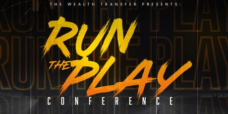 Run the Play Conference  tickets