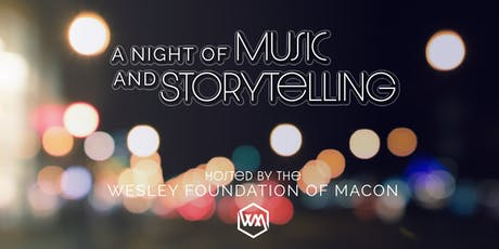 Night of Music and Storytelling tickets