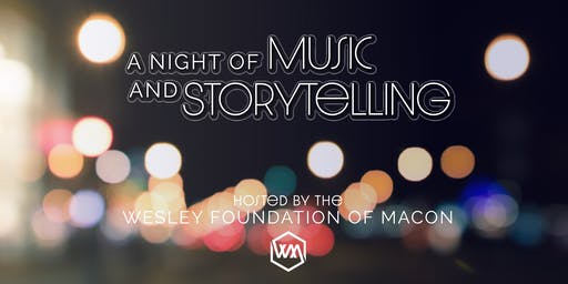 Night of Music and Storytelling