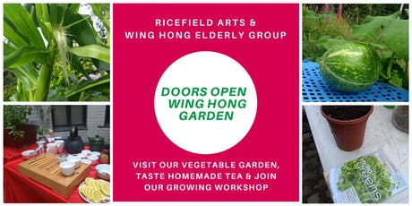 Doors Open Day: Wing Hong Garden tickets