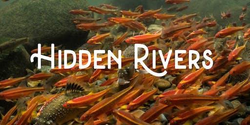 Hidden Rivers Film at Pilot Cove- A River Clean-up Benefit