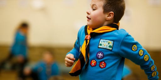 Shropshire Scouts; Adult Training; Module: 11 / 13