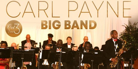 An Evening of Jazz With The Carl Payne Big Band tickets
