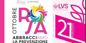 Ottobre Rosa - La Via della Salute -  PRANZO - Sabato...