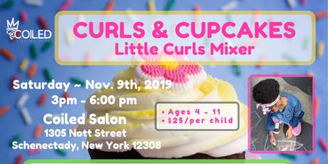 Curls & Cupcakes: Little Curls Mixer tickets