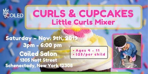 Curls & Cupcakes: Little Curls Mixer