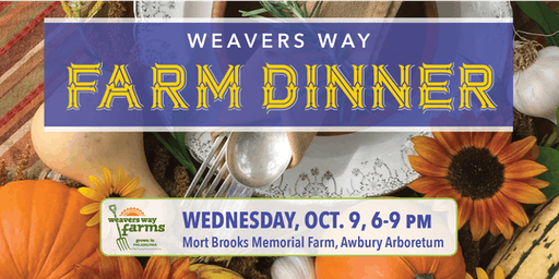 Weavers Way Farm Dinner