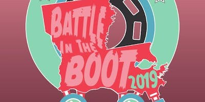 Acadiana Roller Derby Presents : Battle In The Boot