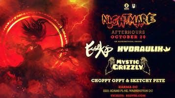 Nightmare Afterhours / Night 2 (at Karma)