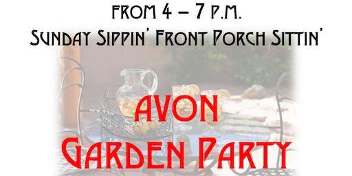 Avon Sunday Sip and Sale