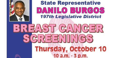Breast Cancer Screenings tickets