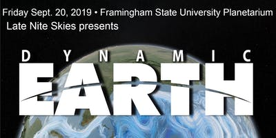 Dynamic Earth featuring Dr. Vandana Singh, FSU