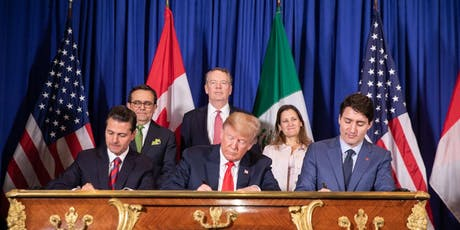The Future of USMCA: An Examination of North American Trade tickets