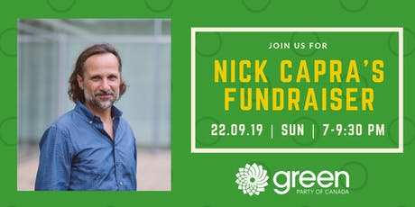 Nick Capra's Fundraiser tickets