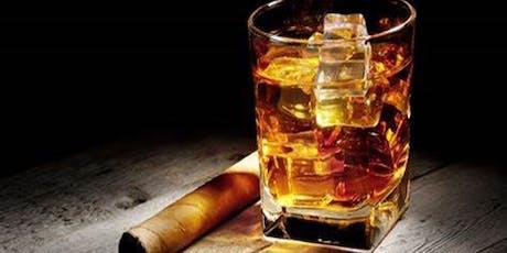 Cigar & Spirits Tasting tickets