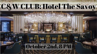 C&W Club: Hotel The Savoy tickets
