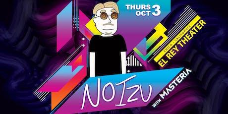 Noizu - Chico, CA tickets