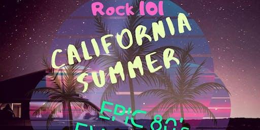 California Summer / Epic 80's Evolution (SUN)