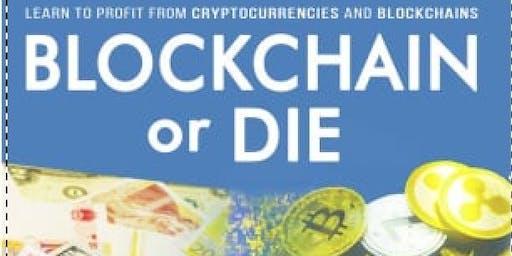 Blockchain or Die Book Signing - Charlotte