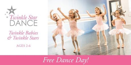 FREE Dance Day -Ages 2-6 tickets