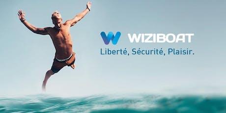 Wiziboat au Grand Pavois billets