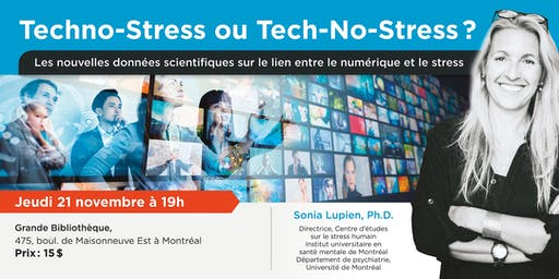 Techno-Stress ou Tech-No-Stress?