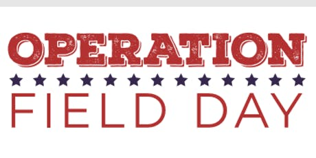 Operation: Field Day tickets