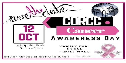 CORCC Cancer Awareness Day