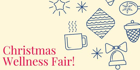 CHRISTMAS WELLNESS FAIR BOURNEMOUTH  tickets